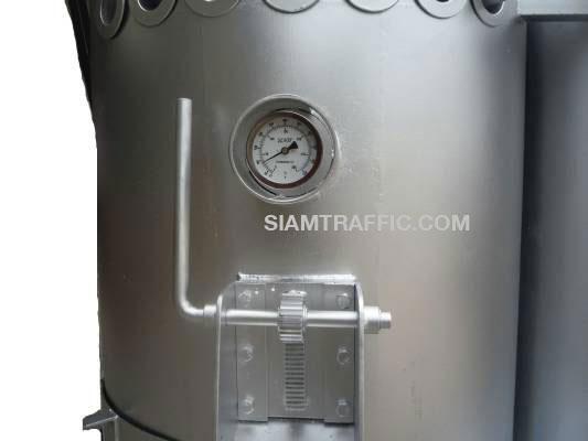 เครื่องต้มสีเทอร์โมพลาสติกชนิด Hot Oil