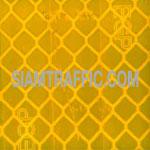 สติ๊กเกอร์ 3M ชนิดเอนจิเนียร์เกรดพริสเมติก สีเหลือง 3431 : 3M Scotchlite Engineer Grade Prismatic [EGP] Yellow 3431