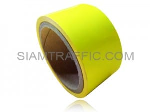 สติ๊กเกอร์ Kiwalite สีเหลืองมะนาว