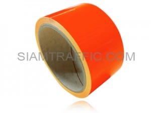สติ๊กเกอร์ Kiwalite สีส้ม