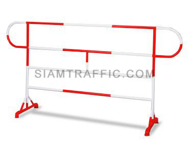 Barrier : Type A Barrier (Without Wheels) 2 meter length x 100 cm. height x 50 cm. width