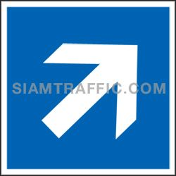 General Sign : Safety Sign SAF 19 size 30 x 30 cm.
