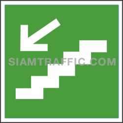 Safety Sign : General Sign SAF 08 size 30 x 30 cm.