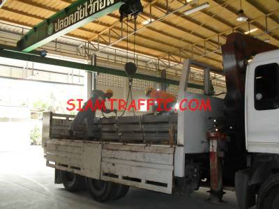 Steel for guard rail