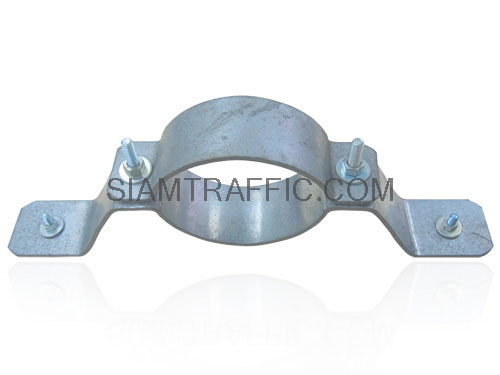 Sign Clamp for 4 Inch diameter post