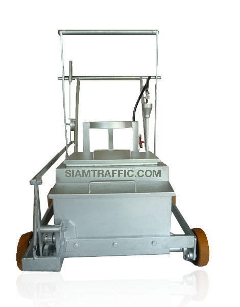 Road Marking Machine : Pedestrian Crossing Markings