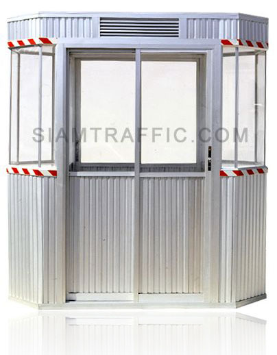 Guard Booth SG06 Side