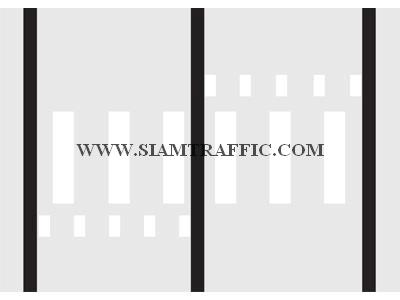 Line Markers : Pedestrian cross line