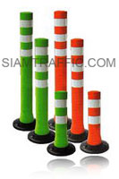 Traffic Poles (Tumbler), Delineators Main Pole, Rebouncable Pole