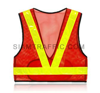 Traffic vest : SWC Front opening, high waist.Free size.