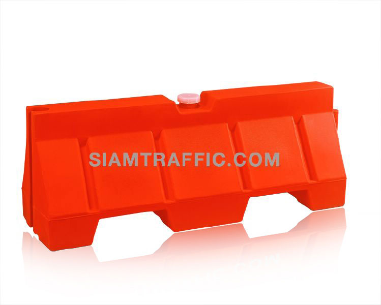 Road Barrier SQ.1.5 width 45 cm. height 55 cm. length 150 cm.
