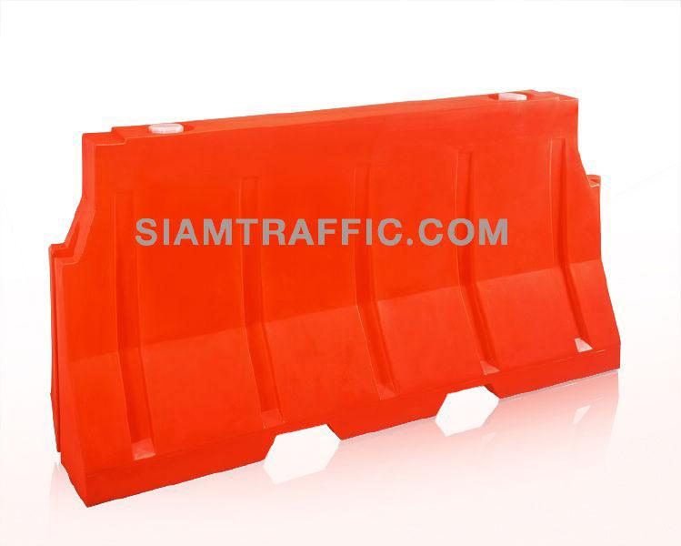 Plastic Barrier SQ.2 width 50 cm. height 100 cm. length 200 cm.