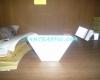 เป้าสะท้อนแสงติดการ์ดเรลแบบเหลี่ยม