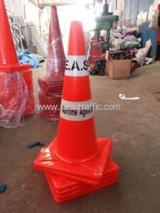 Road cone EAS