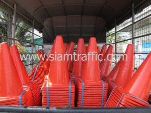 Traffic cone Honda