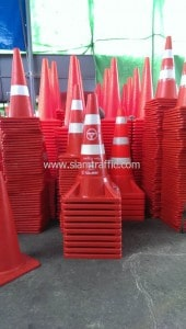 Traffic cone Don Muang Tollway (PCL)