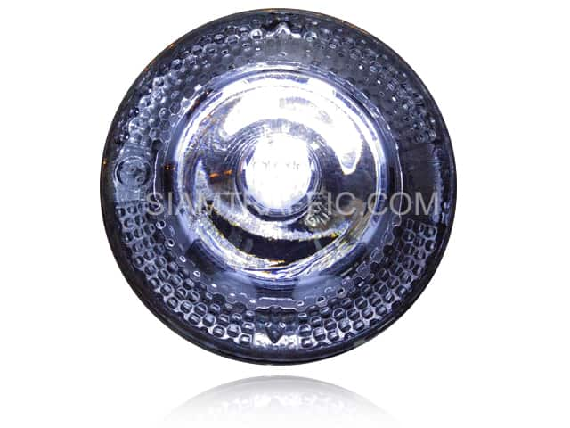 led solar cell glass stud