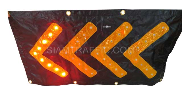 led warning products