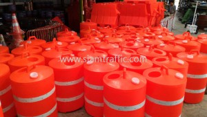 100 pieces round shape water tank barrier