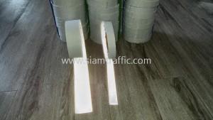 ผ้าสะท้อนแสงสีเทา-เงิน SCR1303-4 ขนาด 1.30 x 50 เมตร 1 ม้วน