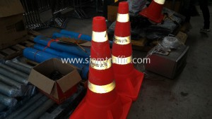 Safety traffic cone Pravin Lawyer and Legal Consultant