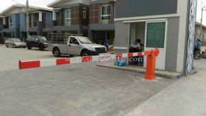 Gate arm barrier Rangsit Klong 3