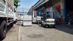 Reflective thermoplastic road marking paint Phnom Penh Cambodia