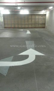 Road line marking services Belle Development Company Limited