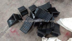 Rubber wheel chocks Posco Thailand Company Limited
