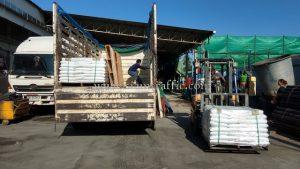 Thermoplastic paint export to Myawaddy Myanmar