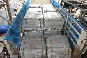 Thermoplastic paint export to Myawaddy Myanmar