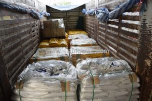 Thermoplastic road paint export to Myawaddy in Myanmar