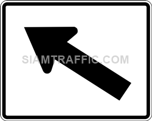 Directional arrow signs (Highways)