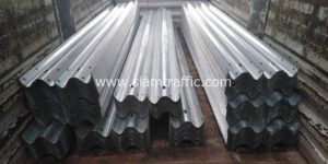 High Quality Road Guardrail Amphoe Mueang Phrae Province