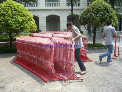 500 pieces of traffic barrier : Ministry of Interior