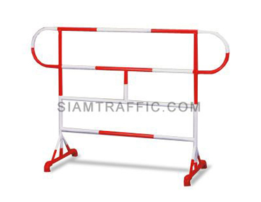 Barrier : Type A Barrier (Without Wheels) 1.5 meter length x 100 cm. height x 50 cm. width
