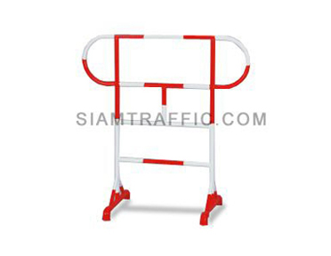 Barrier : Type A Barrier (Without Wheels) 1 meter length x 100 cm. height x 50 cm. width