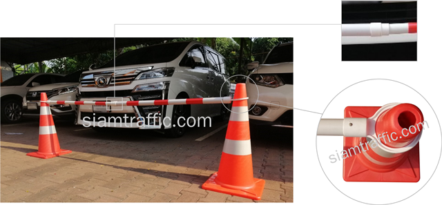 Expandable Traffic Cones
