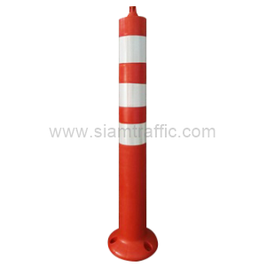 Traffic Pole, Plastic B grade, Height 80 cm.