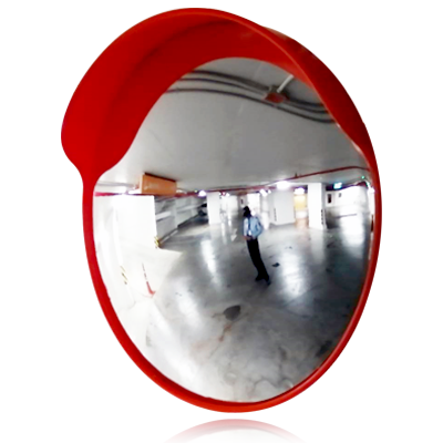 Traffic Convex Mirror : acrylic materials