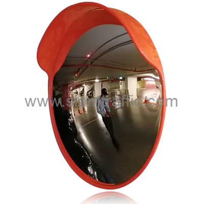 Convex Mirror : Polycarbonate materials