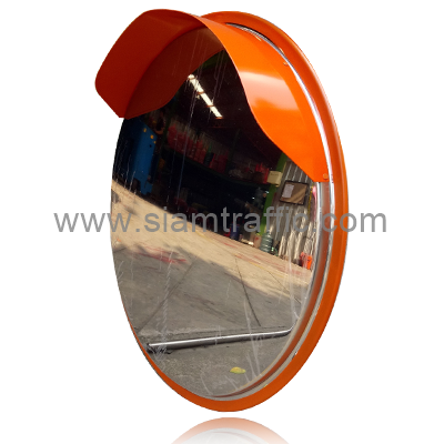 Traffic Mirror : stainless materials