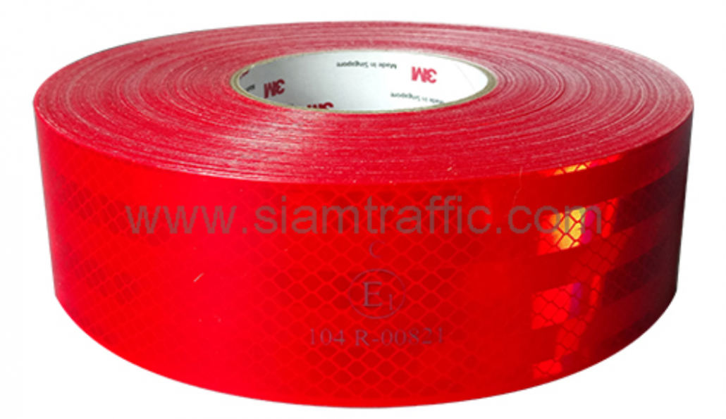 3M Diamond Grade™ DG Reflective Sheeting for Vehicle | Red