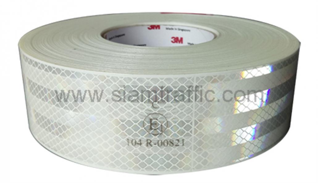 3M Diamond Grade™ DG Reflective Sheeting for Vehicle | White