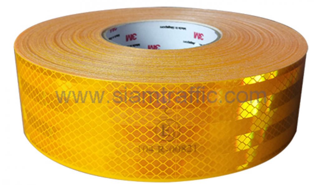 3M Diamond Grade™ DG Reflective Sheeting for Vehicle | Yellow