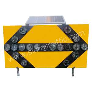 SOLAR LED ARROW BOARD